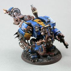 Looted Space Marine Dread Pt 3