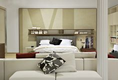 Furniture Stores in NYC: So Stylish and Fashionable!: Charming Furniture Store In NYC With Bedroom Ideas With Couples Using Gravity Bedroom Ideas Built In Bookshelves As Well Modern Bedside Table Black And White Ikea Pillow Also Black Modern Table Lamps ~ surrealcoding.com bedroom Inspiration