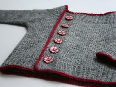 (knitting for kids) - or good idea for upcycling!