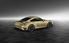 Porsche Offering New Aerokit for 911 Turbo and Turbo S