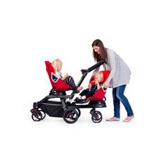 Modern Orbit Baby Double Helix Double Stroller : Strolling Time Is Sibling Time – Modern Baby Toddler Products Twin Strollers, Best Baby Strollers, Double Strollers, Double Stroller For Twins, Best Double Stroller, Orbit Baby, 2nd Baby, Baby Kids, Baby Baby