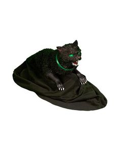 jumping cat animated decoration 9999 at spirit halloween