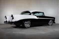 '56 Chevy Belair Tuxedo – Kindig It