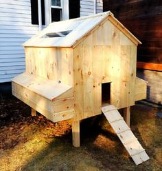 21 Awesome DIY Projects To Upgrade Your Chicken Coop