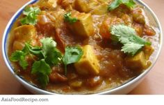 Paneer Bagh E-Bahar | Asia Food Recipe