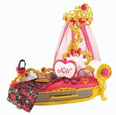 EverAfterHighGettingFairestFaintingCouch nwm Ever After High Getting Fairest Dolls