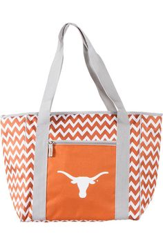 30 Can Chevron Cooler Tote