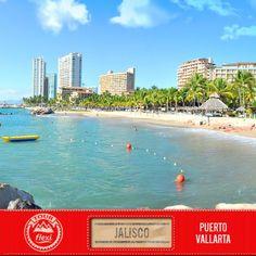Tour Flexi llega hasta las playas del pacífico mexicano y hace su parada en el destino preferido de muchos de nosotros, Puerto Vallarta. El encuentro perfecto de dos mundos: la tradición y la vanguardia.  ¿Ya lo conoces? #Jalisco #PuertoVallarta #TourFlexi