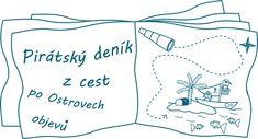 ZŠ STRÁŽ - Pirátská kniha - lodní deník plný poezie a dobrodružství