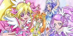 'Dokidoki! Precure' Japanese DVD/Blu-ray Anime Releases Scheduled