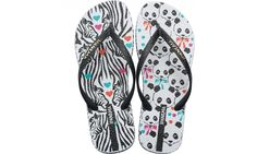 iPANEMA Unique Jungle Ladies Flip Flop | iPANEMA flip flops and sandals from ipanemaflipflops.co.uk - ipanemaflipflops.co.uk