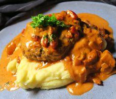 Deep Dish, Food Dishes, Main Dishes, Danish Food, Zucchini Lasagna, Italian Recipes, Love Food, Food Inspiration, Carne