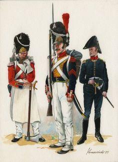 Empire, Poland History, Royal Engineers, Men In Uniform, Napoleonic Wars, Warsaw, Marine Corps, Military History, 18th Century