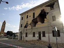 Terremoto dell'Emilia   20.5.12