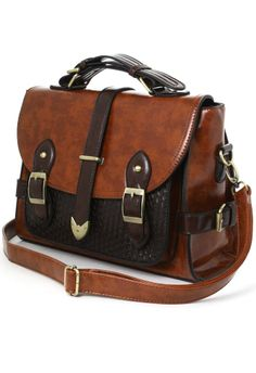 I just fell in love...with a bag.
