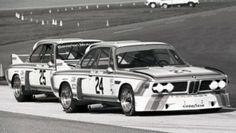 BMW Batmobile racers - Daytona