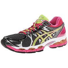 more photos b45b9 7021c Asics 3939 Womens Gel-Nimbus 16 Mesh Metallic Sport Athletic Shoes Sneakers  BHFO