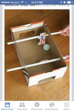 Foos Ball for Preschoolers