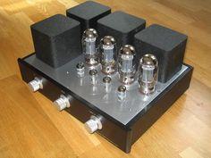 MA kt88 DIY Audio