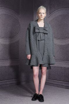 Viktor & Rolf Pre-Fall 2014 Collection Slideshow on Style.com