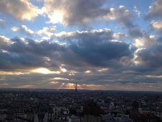 Vue de Montmartre // Life is a DIY // blog lifestyle