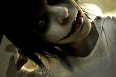Znalezione obrazy dla zapytania creepypasta jeff the killer