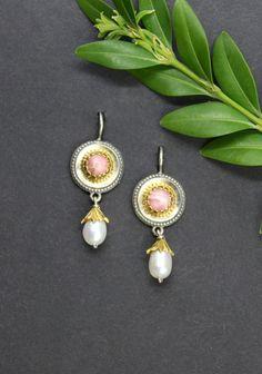 Schmuck Online Shop, Brooch, Drop Earrings, Fashion, Accessories, Fashion Styles, Ear Jewelry, Gems, Dirndl