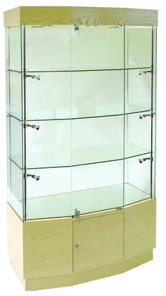 12 Adjustable Top Lights and Side LightsMade with tempered glass panelsBuilt to EU specificationsTempered Glass shelvesFully LockableChrome plated fittingsFantastic quality at an unbeatable priceThis cabinet is delivered fully assembled!External Dimensions1000mm (w) x 480mm (d) x 1980mm (h)