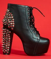 Jeffrey Campbell shoes....actually look REALLY cute on :)