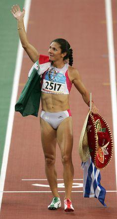Ana Guevara Photos - Olympics Day 11 - Athletics - Zimbio México. Born in Nogales Sonora México ♥