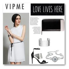 """VIPme"" by abecic ❤ liked on Polyvore featuring Dinh Van, McQ by Alexander McQueen and vipme"
