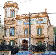 Barcelona - Av. Tibidabo