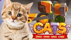 😺 C.A.T.S. Crash Arena Turbo Stars 😺 #19 : CHEST OPENING + CAMPIONATO 17