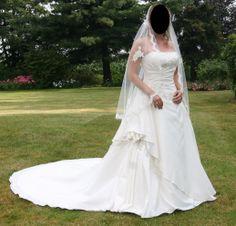 ♥ Designer Traumkleid von Maggie Sottero Gr. 38/40 (Inkl. Reifrock) ♥  Ansehen: http://www.brautboerse.de/brautkleid-verkaufen/designer-traumkleid-von-maggie-sottero-gr-3840-inkl-reifrock/   #Brautkleider #Hochzeit #Wedding