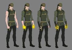 Iron Fist MCU Concept by RandomFilmsOnline on DeviantArt Marvel Comics Art, Marvel Jokes, Marvel Heroes, Iron Fist Marvel, Martial Arts Clothing, Punk Rock Outfits, Spiderman Art, Cosplay, Character Design Inspiration