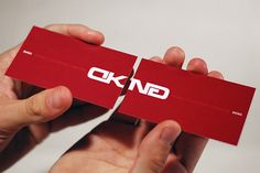 DKNG Business Cards