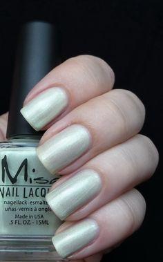 Misa Fountain Of Youth My Nails Swatch Nail Polish