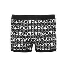 42f7742419ad DOLCE & GABBANA BLACK LOGO-PRINT COTTON BOXER BRIEFS. #dolcegabbana #cloth