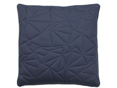 Södahl Diamond quilt Pude 50 x 50 cm China Blue