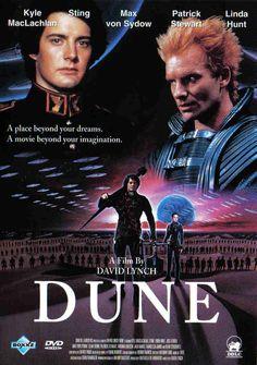 Dune Un film di David Lynch fantascienza USA 1984 David Lynch, Frank Herbert, Classic Sci Fi, Classic Movies, Fantasy Movies, Sci Fi Movies, Dune Der Wüstenplanet, Love Movie, Movie Tv
