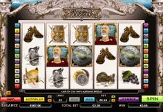 Play for free the Call of the Colosseum video slot