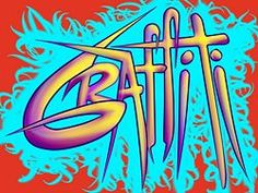 Two fab graffiti styles in easy to follow tutorials on WiKi How.                     Drawing Graffiti Letters- typography