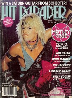 I used to religiously buy this magazine and stick the posters all over my walls and ceilings. Good old days I tell ya!