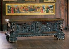 Museum 16th century renaissance furniture - Google Search