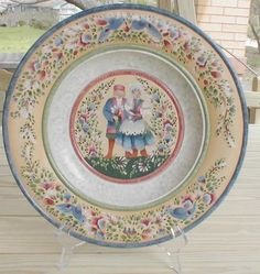Hungarian Marriage Bowl by Linda Marino, via Flickr