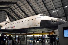 Scuola di viaggio: Space Shuttle Endeavour, quello vero!