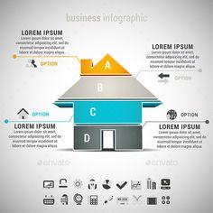 Business Infographic Template #design Download: http://graphicriver.net/item/business-infographic/9224046?ref=ksioks