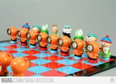 South park chess