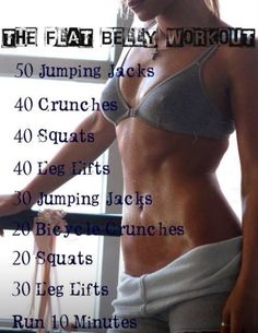 Cardio fat burning