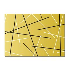Lines Pattern - Set of Boxed Notsecards by Ampersand Design Studio #stationery #pattern